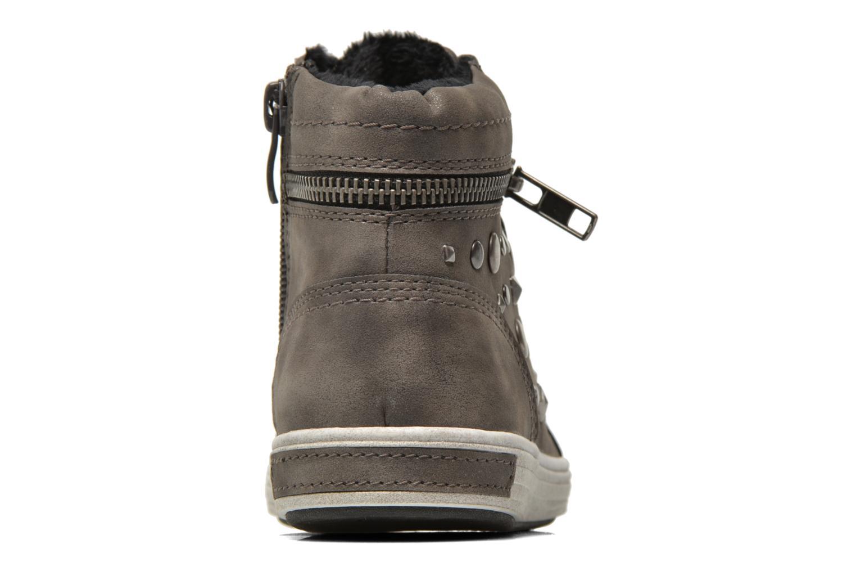 Sneaker I Love Shoes SUSKAT grau ansicht von rechts