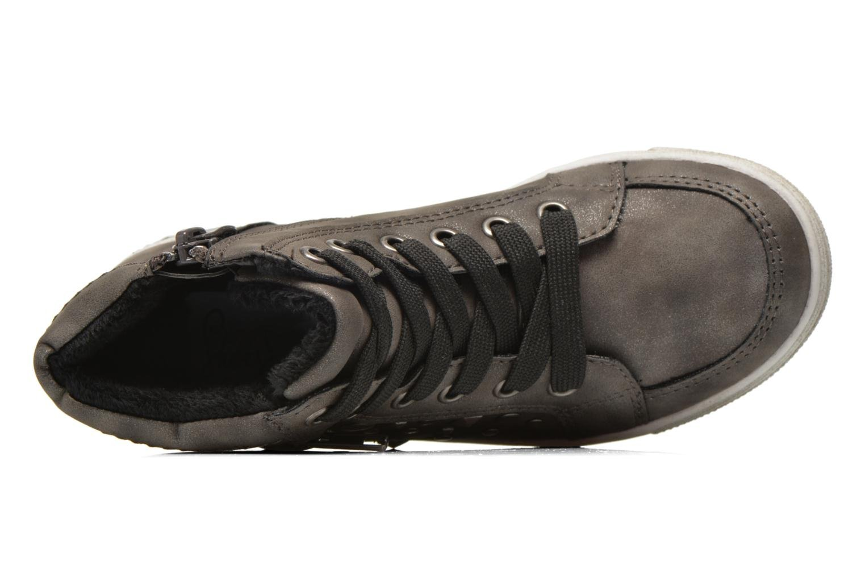 Sneaker I Love Shoes SUSKAT grau ansicht von links