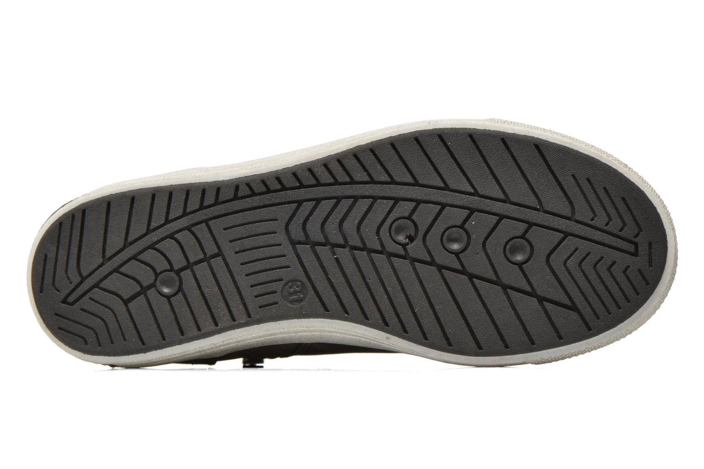 Sneaker I Love Shoes SUSKAT grau ansicht von oben