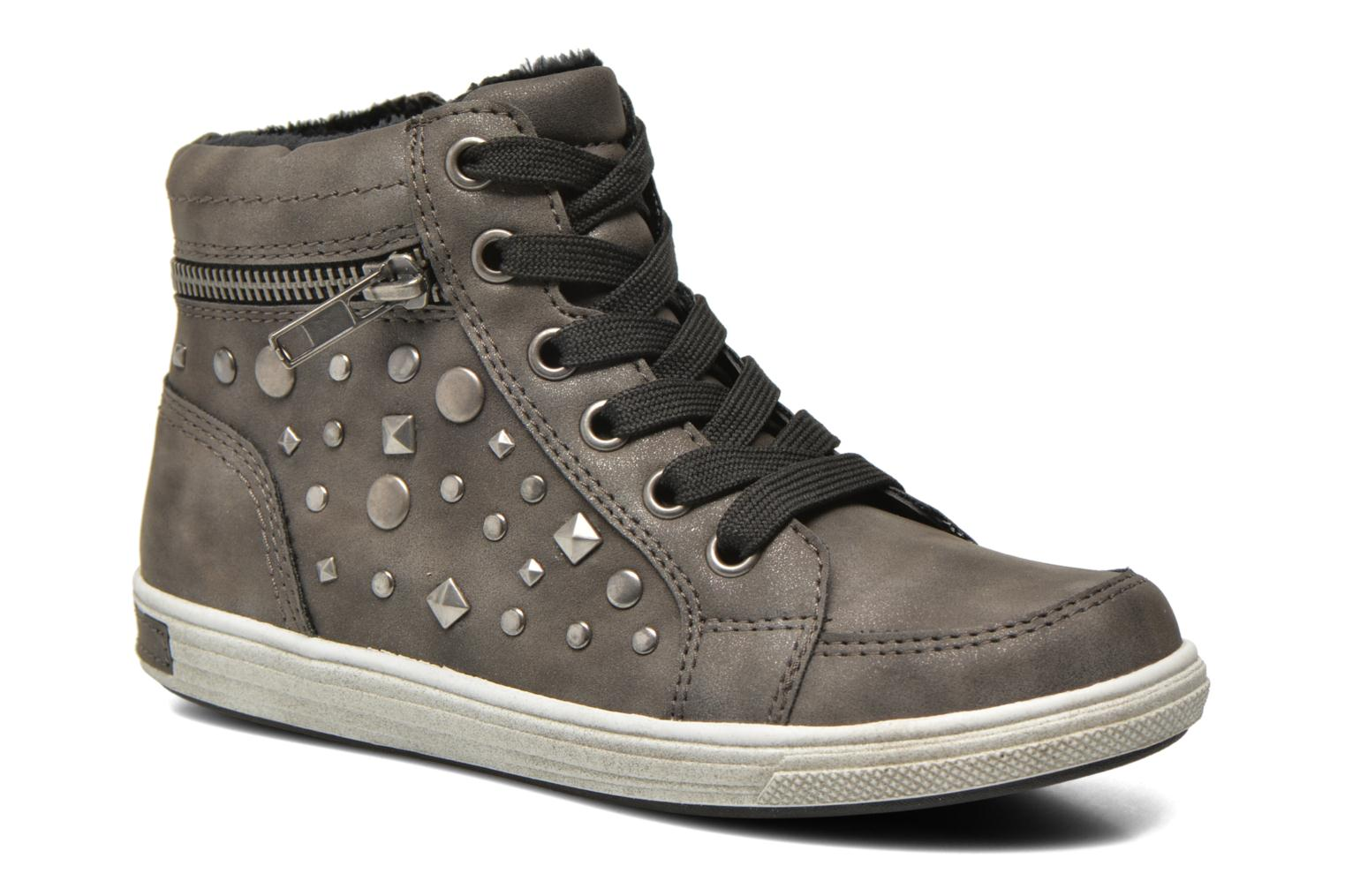 Baskets I Love Shoes SUSKAT Gris vue détail/paire