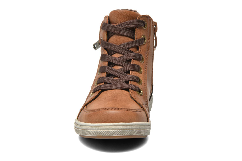 Sneaker I Love Shoes SUSKAT braun schuhe getragen