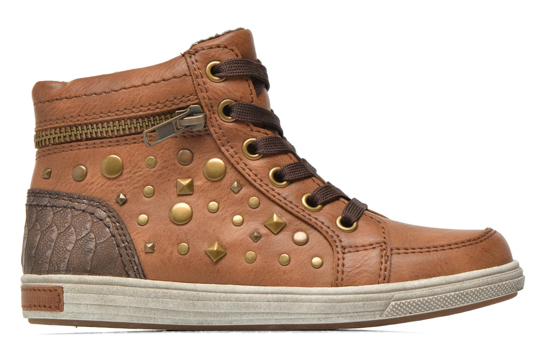 Sneaker I Love Shoes SUSKAT braun ansicht von hinten