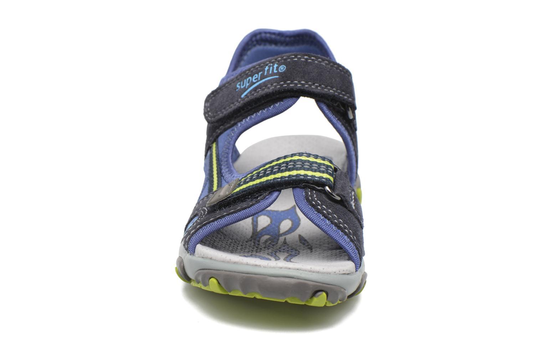 Sandals Superfit Mike 2 Blue model view