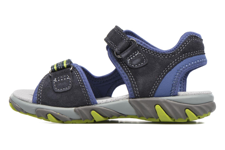 Sandals Superfit Mike 2 Blue front view