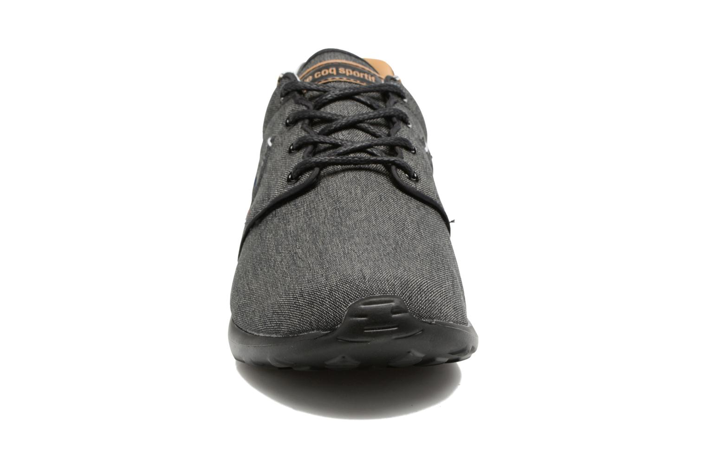 Baskets Le Coq Sportif Dynacomf 2 Tones Gris vue portées chaussures