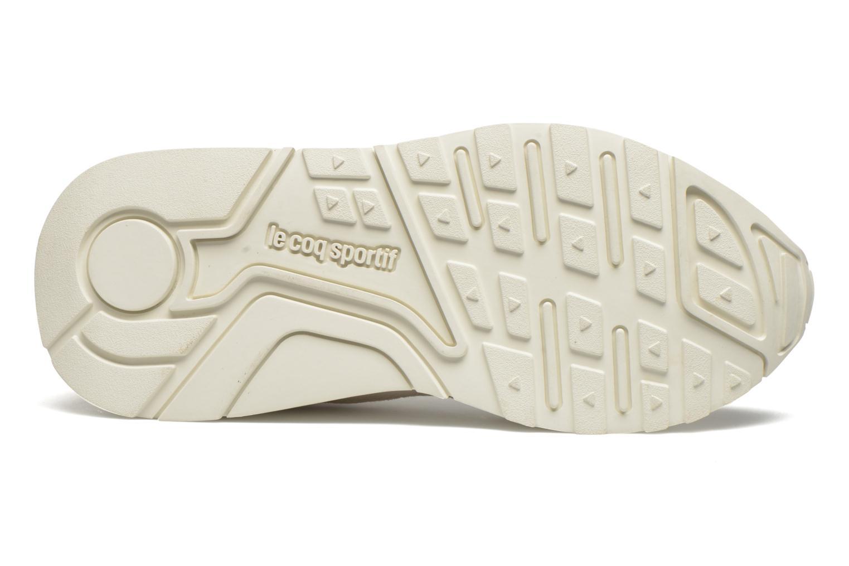 Sneakers Le Coq Sportif Lcs R900 W Dynamic Jacquard Beige immagine dall'alto