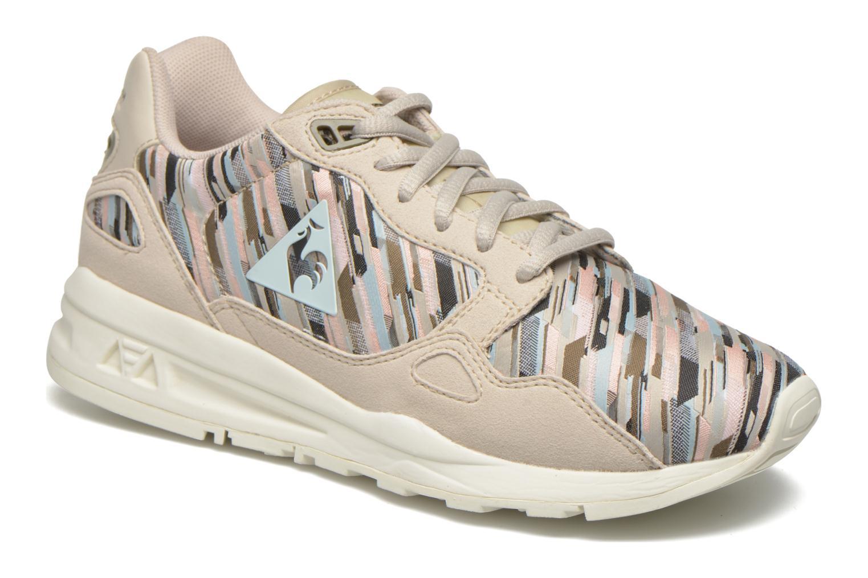 Sneakers Le Coq Sportif Lcs R900 W Dynamic Jacquard Beige vedi dettaglio/paio