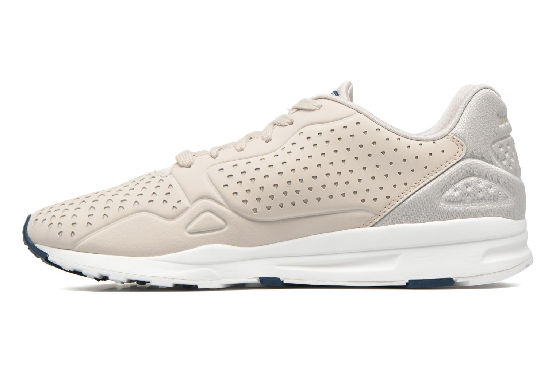 Sneakers Le Coq Sportif Lcs R900 Gradient Cut Beige immagine frontale
