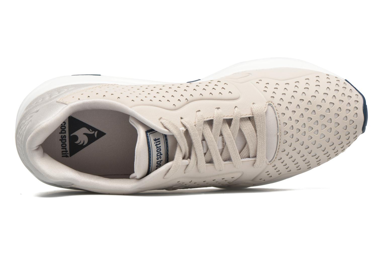 Sneakers Le Coq Sportif Lcs R900 Gradient Cut Beige immagine sinistra