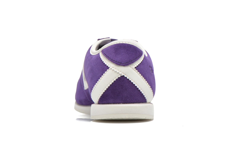 Baskets Le Coq Sportif Wendon W Suede Violet vue droite