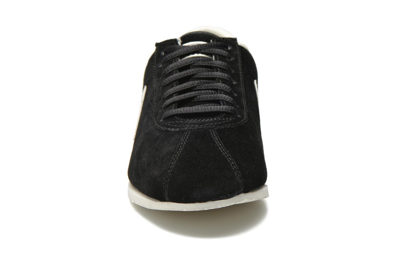 Baskets Le Coq Sportif Wendon W Suede Noir vue portées chaussures