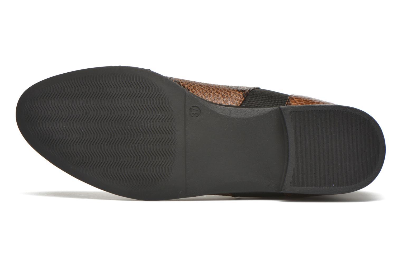 Bottines et boots I Love Shoes VYMSE Marron vue haut