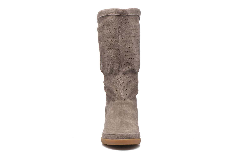 Stiefeletten & Boots Shoe the bear Emmy III beige schuhe getragen