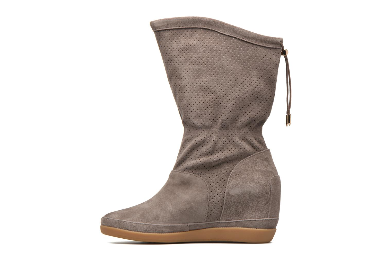 Ankle boots Shoe the bear Emmy III Beige front view