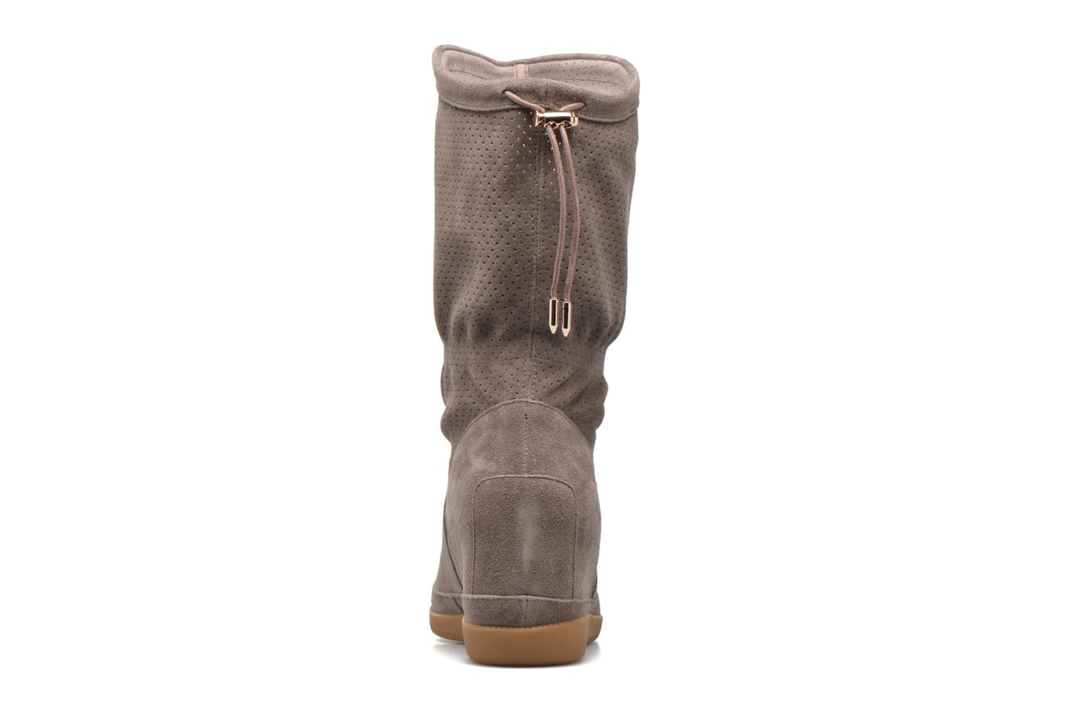 Ankle boots Shoe the bear Emmy III Beige view from the right