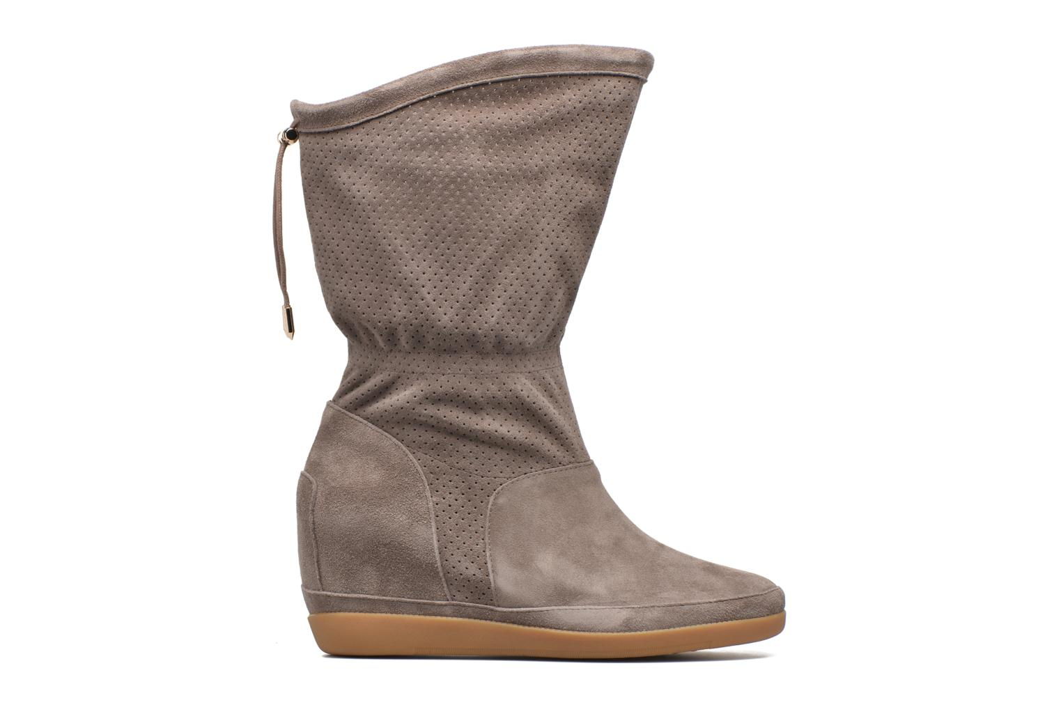 Ankle boots Shoe the bear Emmy III Beige back view