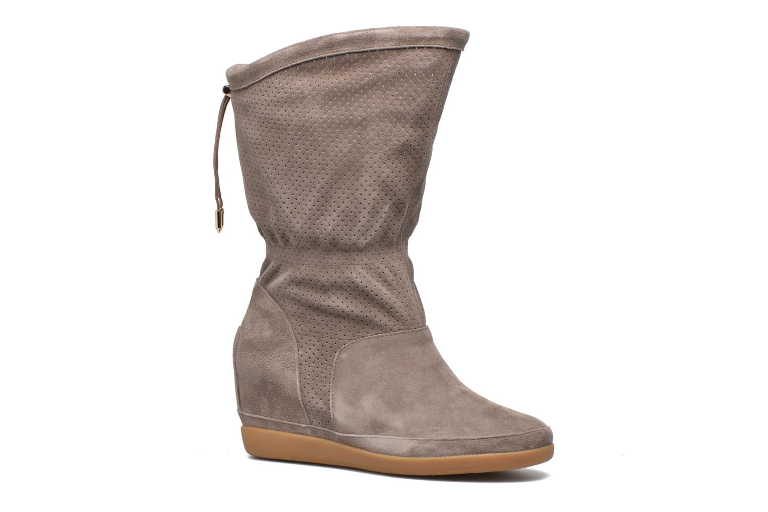 Ankle boots Shoe the bear Emmy III Beige detailed view/ Pair view
