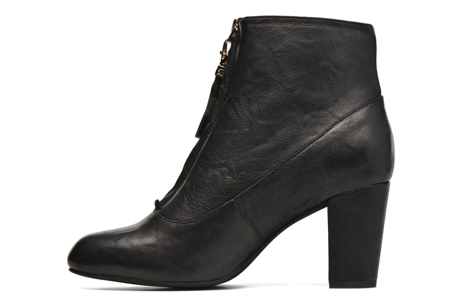 Ankle boots Shoe the bear Astrid L Black front view