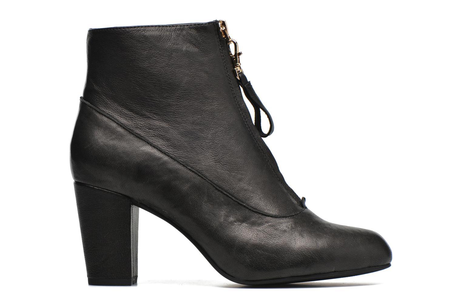 Ankle boots Shoe the bear Astrid L Black back view