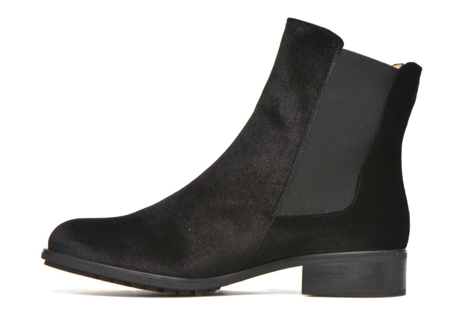 Ankle boots Shoe the bear Angelica V Black front view