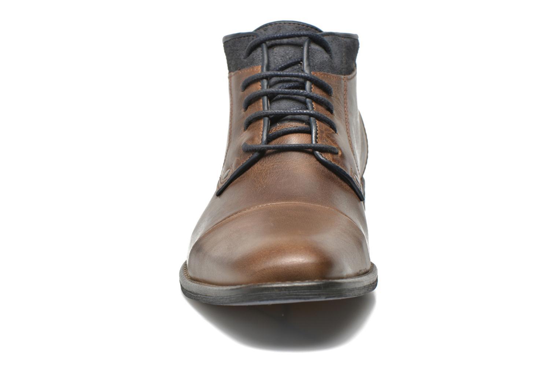 Boots en enkellaarsjes Mr SARENZA Walboots Bruin model