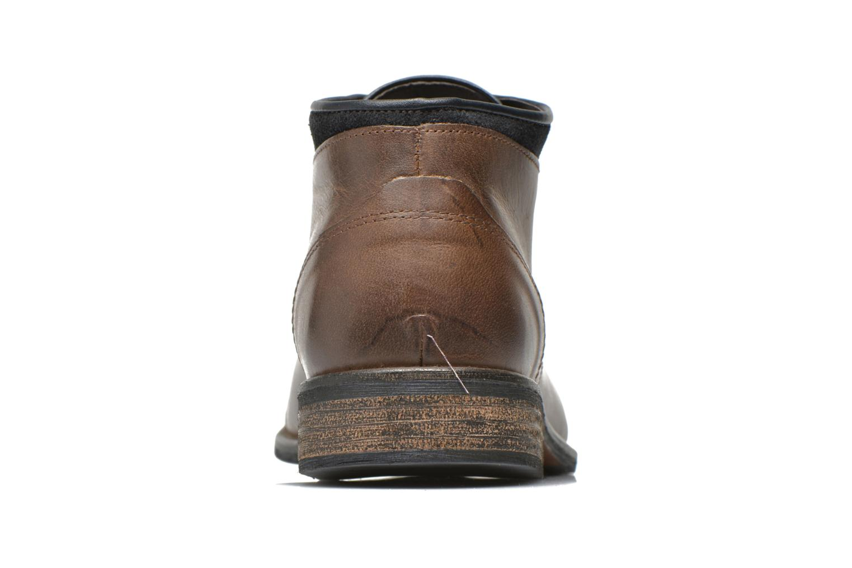 Boots en enkellaarsjes Mr SARENZA Walboots Bruin rechts
