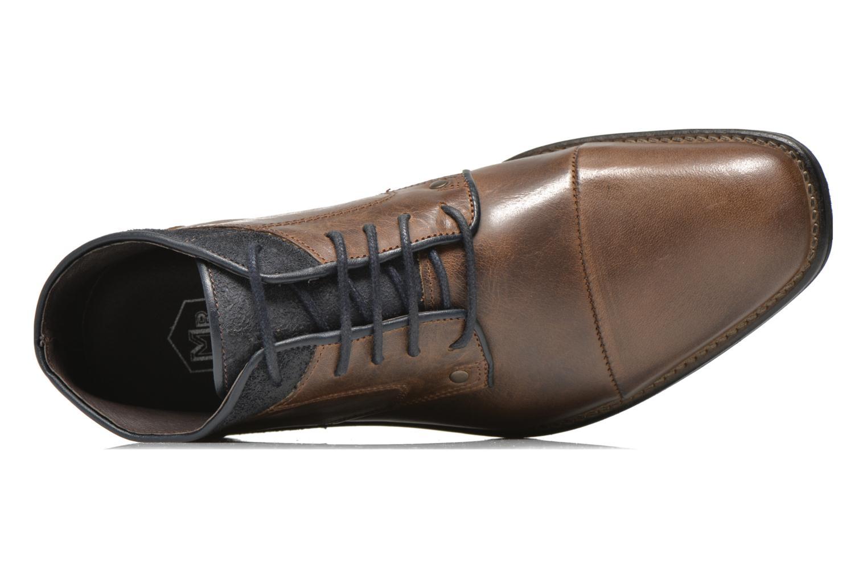 Boots en enkellaarsjes Mr SARENZA Walboots Bruin links