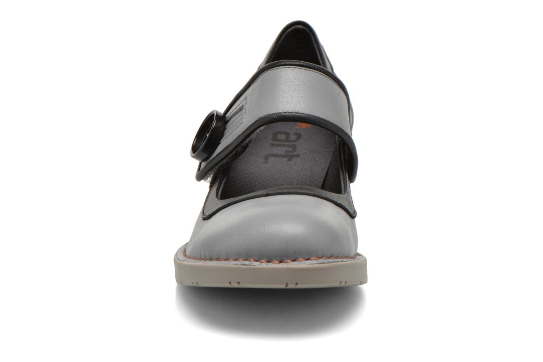 Escarpins Art Bristol 89 Gris vue portées chaussures
