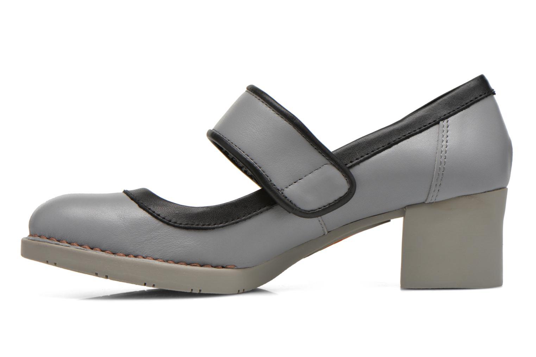 Zapatos de tacón Art Bristol 89 Gris vista de frente