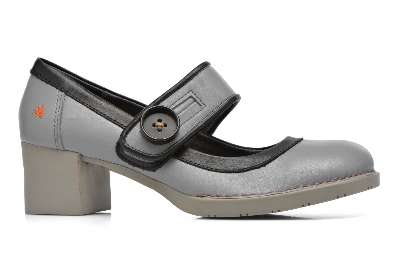Zapatos de tacón Art Bristol 89 Gris vistra trasera