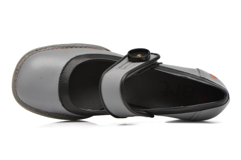 Zapatos de tacón Art Bristol 89 Gris vista lateral izquierda