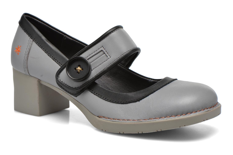 Zapatos de tacón Art Bristol 89 Gris vista de detalle / par