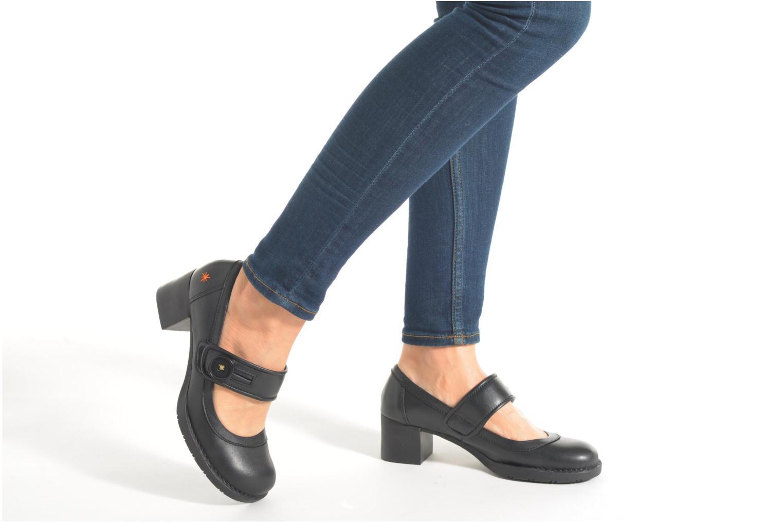 Zapatos de tacón Art Bristol 89 Negro vista de abajo