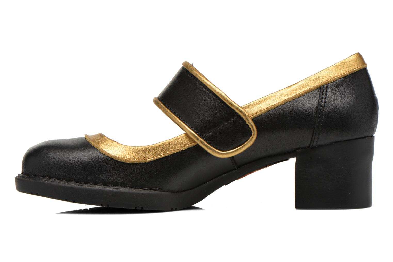 Zapatos de tacón Art Bristol 89 Negro vista de frente