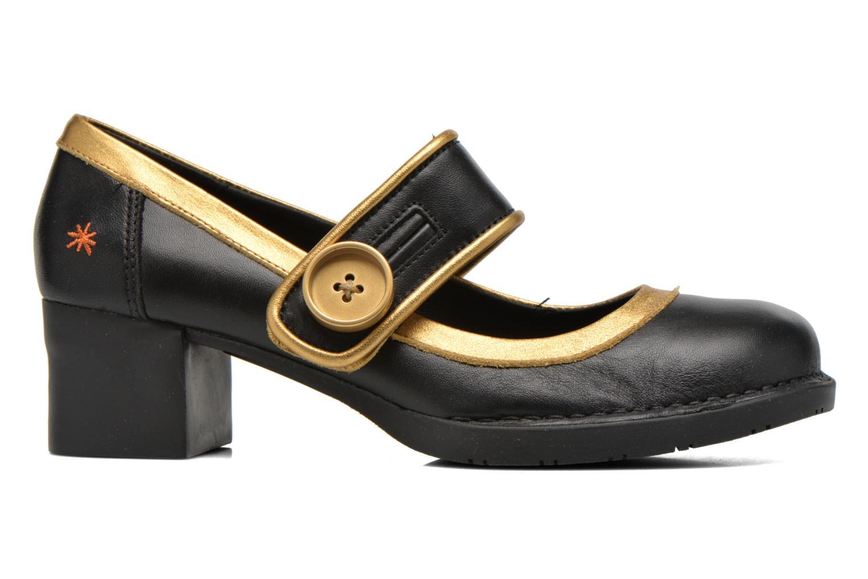 Zapatos de tacón Art Bristol 89 Negro vistra trasera