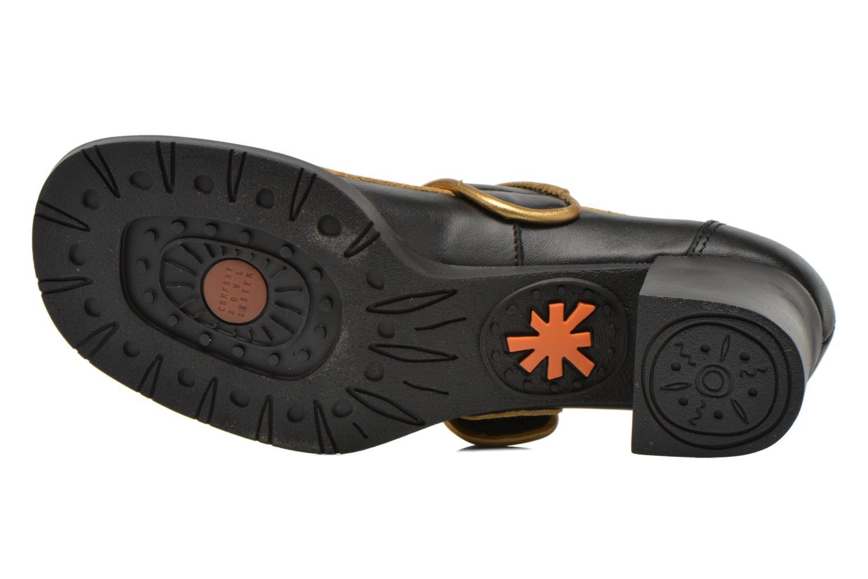 Zapatos de tacón Art Bristol 89 Negro vista de arriba