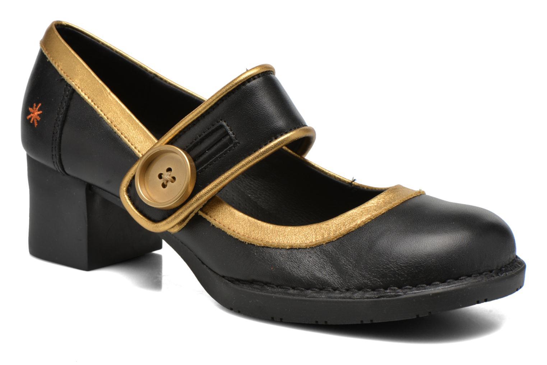Zapatos de tacón Art Bristol 89 Negro vista de detalle / par