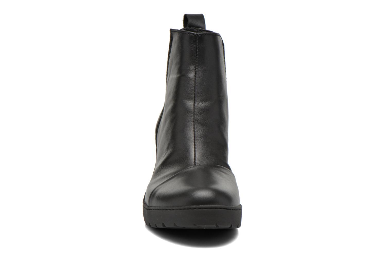 Bottines et boots Art Travel 366 Noir vue portées chaussures