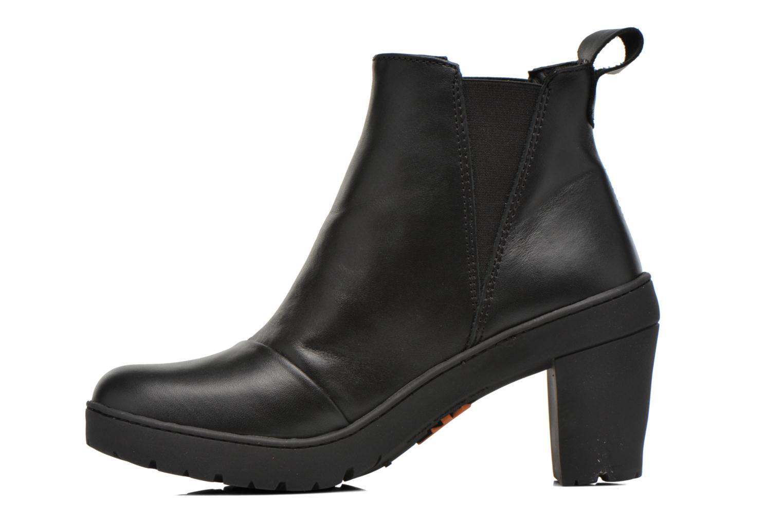 Bottines et boots Art Travel 366 Noir vue face