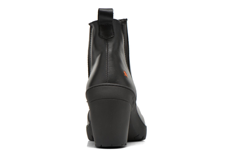Bottines et boots Art Travel 366 Noir vue droite