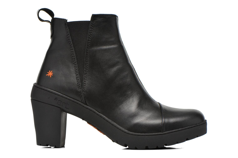 Bottines et boots Art Travel 366 Noir vue derrière