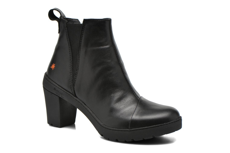 Bottines et boots Art Travel 366 Noir vue détail/paire