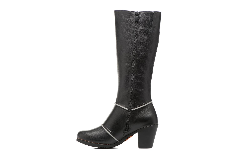 Boots & wellies Art Genova 479 Black front view