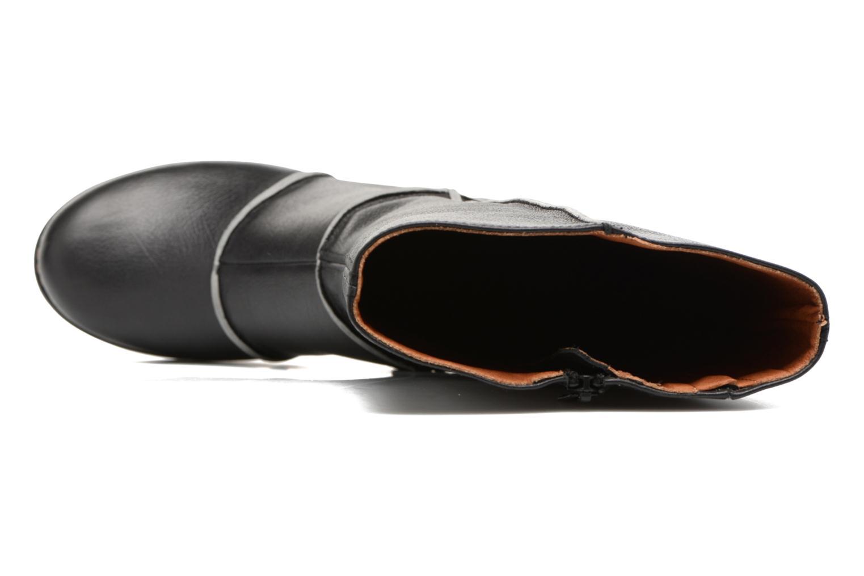 Stiefel Art Genova 479 schwarz ansicht von links