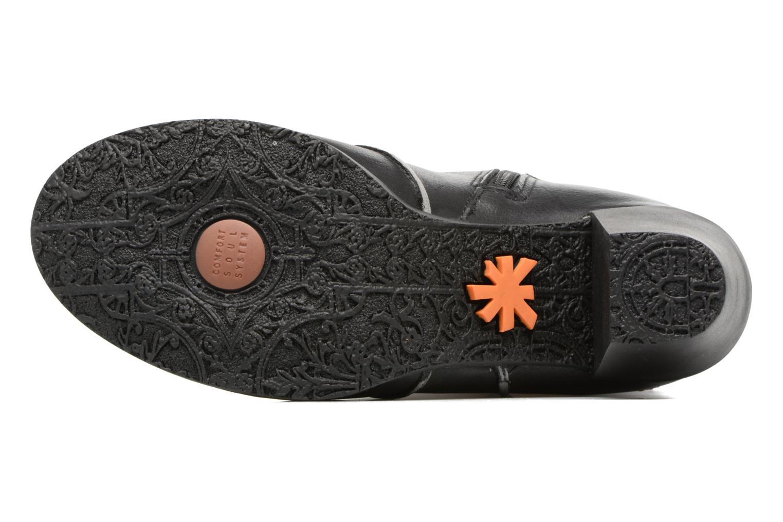 Stiefel Art Genova 479 schwarz ansicht von oben