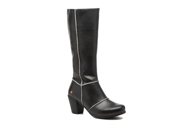 Boots & wellies Art Genova 479 Black detailed view/ Pair view
