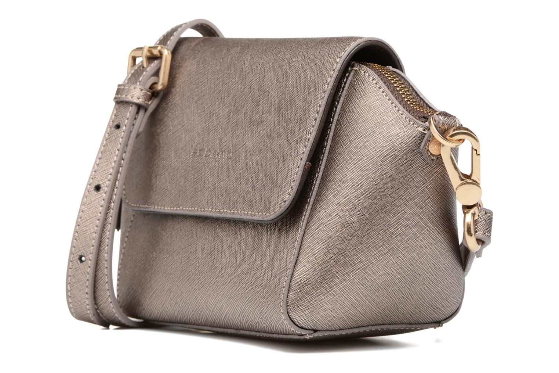 Bolsos de mano Sabrina Alma Oro y bronce vista del modelo