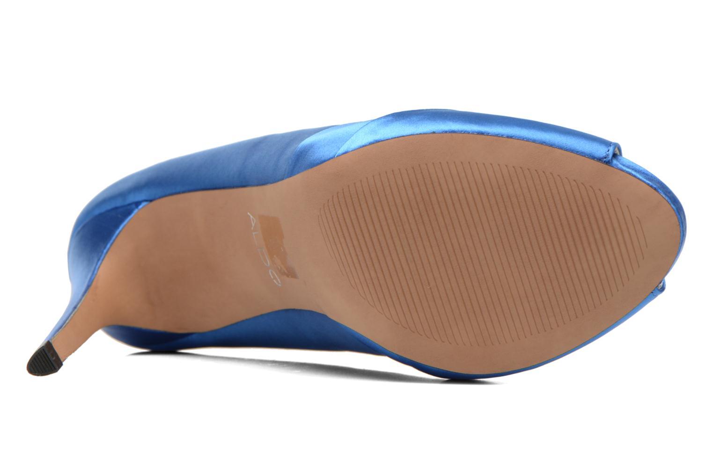 Zapatos de tacón Aldo Scibilia Azul vista de arriba