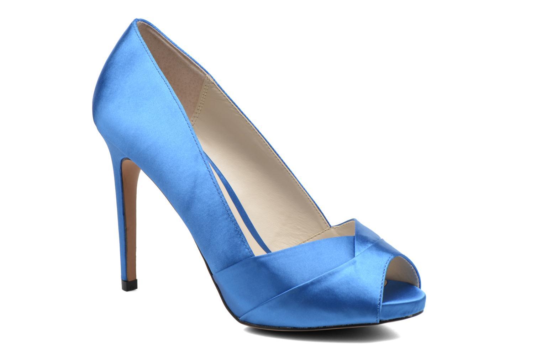 Zapatos de tacón Aldo Scibilia Azul vista de detalle / par