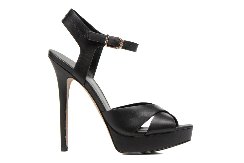 Zaong Black leather